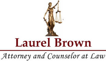 Laurel Brown Law - logo